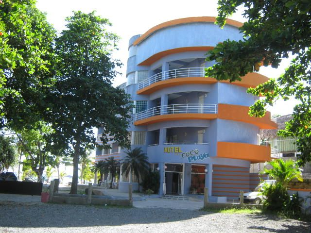 Hotel In Boca Chica Beach Dominican Republic Seaview