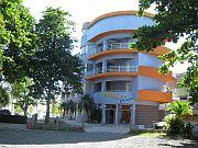 Hoteleingang Boca Chica