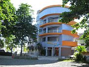Hotel entry in Boca Chica