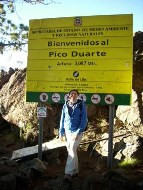 duarte pico mountaineer