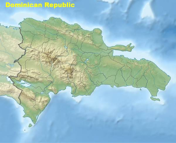 Dominican Real Estate Locations