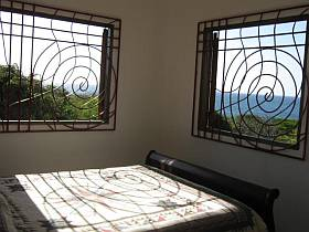 bedroom in property villa