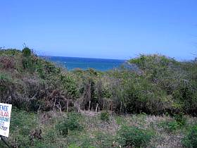 Building lot. Property with sea view in Playa Ensenada