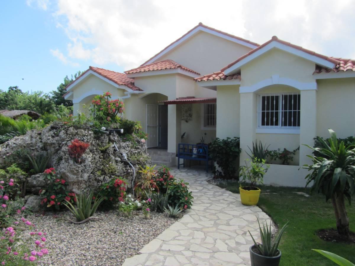 Villa in Sosua in der Dominikanischen Republik | Haus in ...